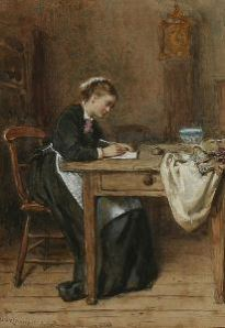 412px-George_Goodwin_Kilburne_Writing_a_letter_home_1875